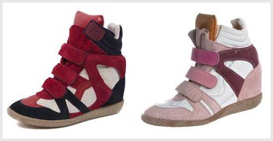 sneakers im