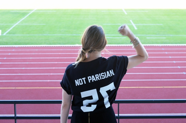 Eleven Paris x Youmakefashion tee shirt sport collaboration blog NOT PARISIAN 18