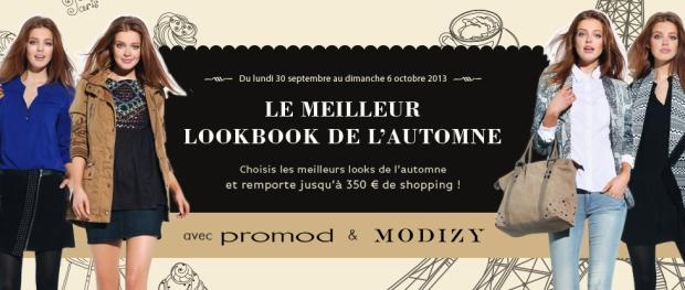 Concours Promod et Modizy
