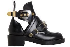 buckle boots balenciaga