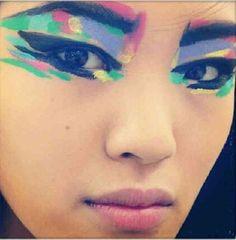 Chanel make-up SS14