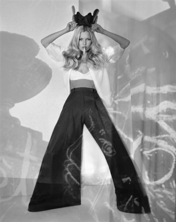 Kate Moss 70's