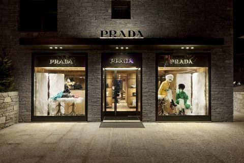 Prada à Courchevel
