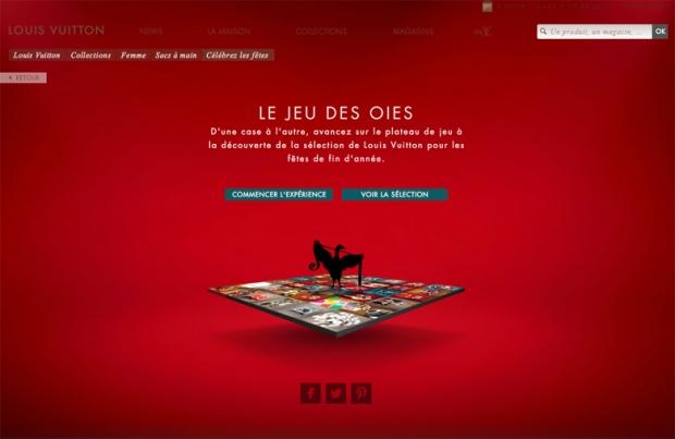 Le calendrier de l'avent signé Louis Vuitton