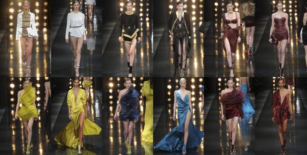 Défilé Alexandre Vauthier, Haute Couture Printemps-été 2014