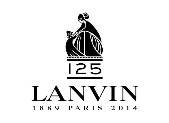 Lanvin logo 125ans