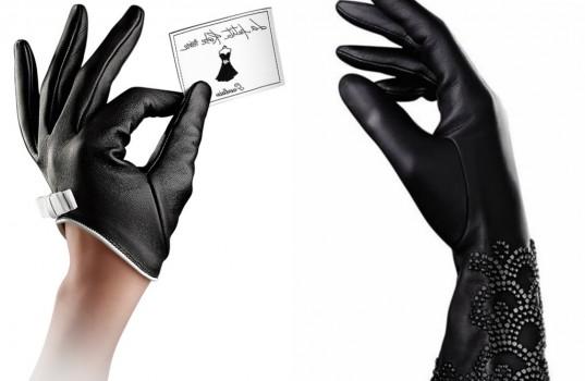 Agnelle et Guerlain inventent les gants parfumés 3