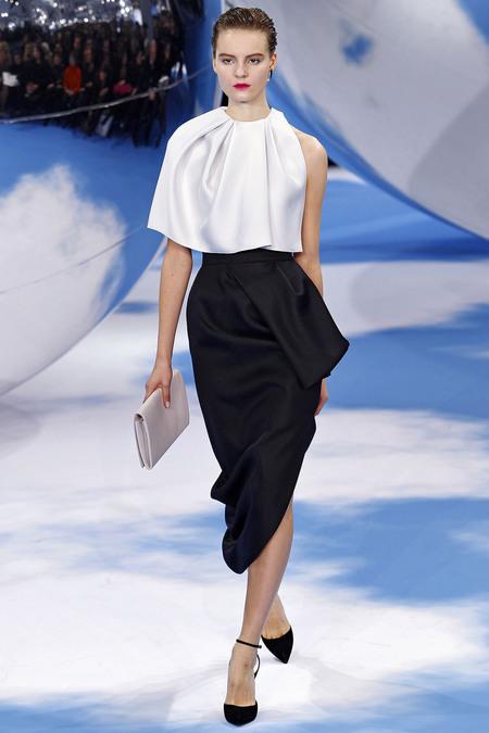 Défilé Christian Dior, Automne-Hiver 2013-2014
