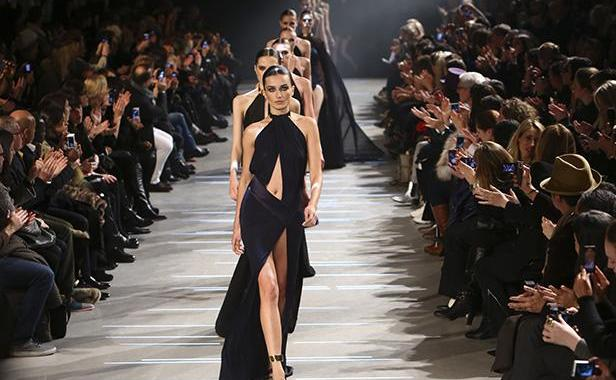 Alexandre Vauthier, Fashion Week 2013