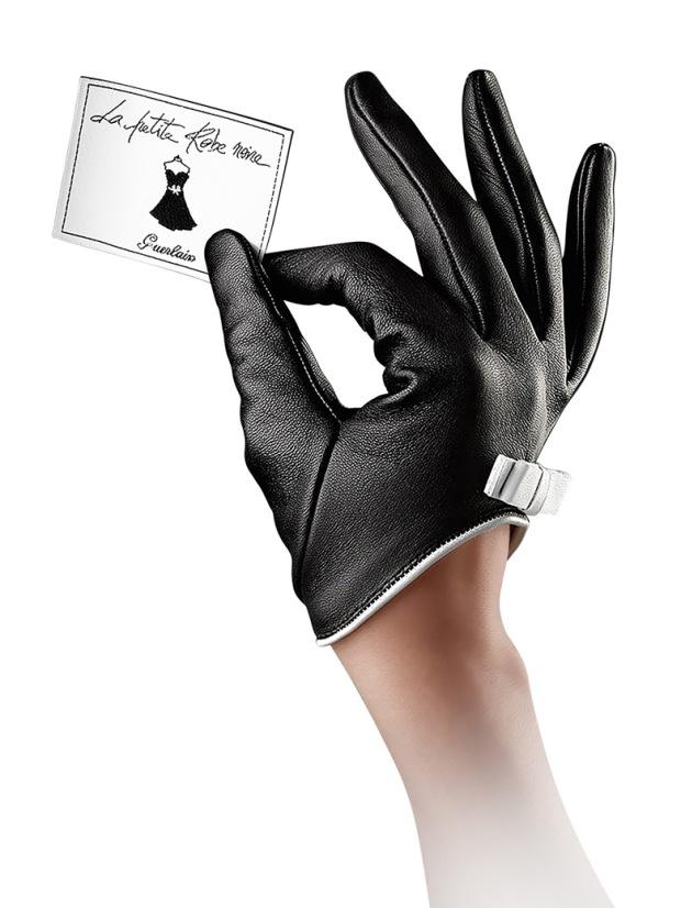 Agnelle et Guerlain inventent les gants parfumés 1
