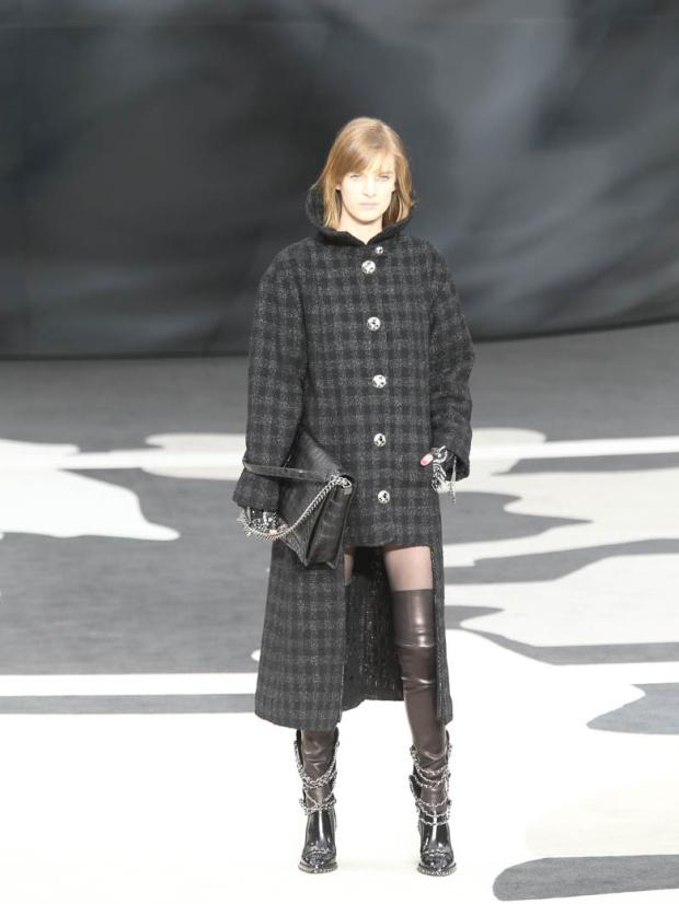 Défilé Chanel, Automne-Hiver 2013-2014