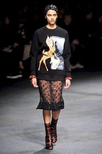 Défilé Givenchy, Automne-Hiver 2013-2014