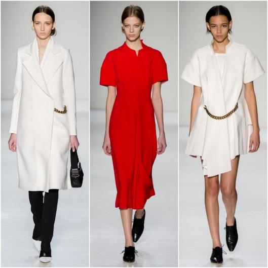Fashion Week New York, Victoria Beckham automne hiver 2014-2015