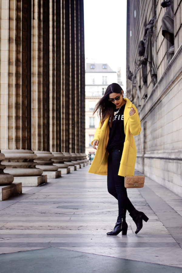 Une fille, un style : La couleur du moment