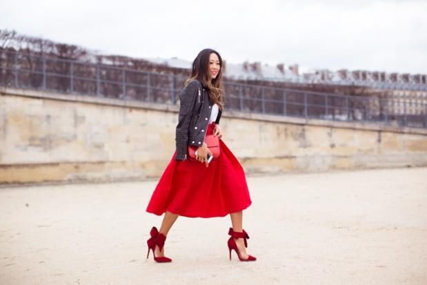 Look de la semaine : Song of style