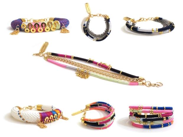 Céline H2o Bracelets