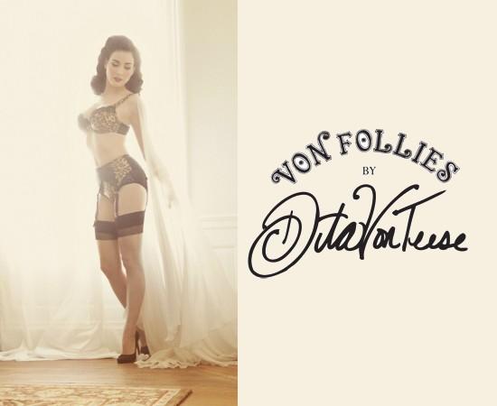 Dita-Von-Teese-presente-sa-lingerie-de-pin-up-sous-la-marque-Von-Follies1