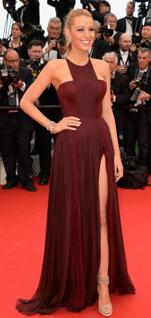 festival-cannes-2014-blake-lively-robe-gucci
