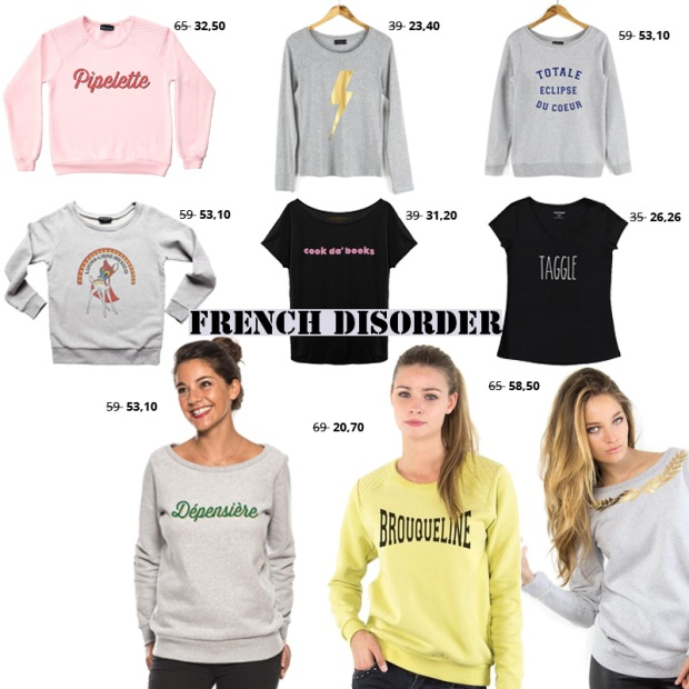 Soldes French Disorder