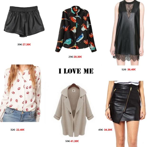 Soldes I love me