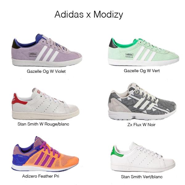 Adidas collection