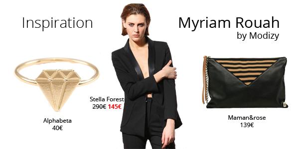 inspiration Myriam Rouah